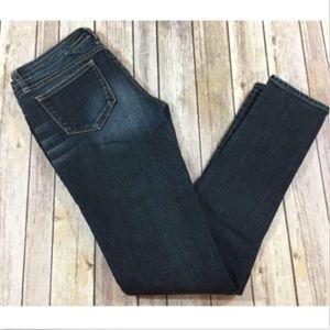 Uniqlo Skinny Low Rise Jeans Stretch 28 x 32 4